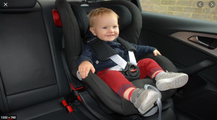 baby in baby car seat