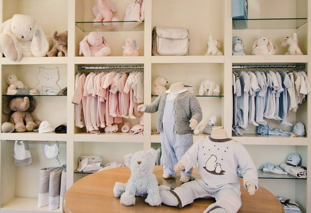 baby clothing shop