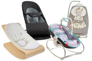variety of baby rockers
