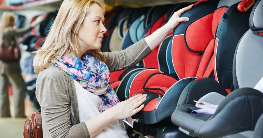 choosing baby car seat