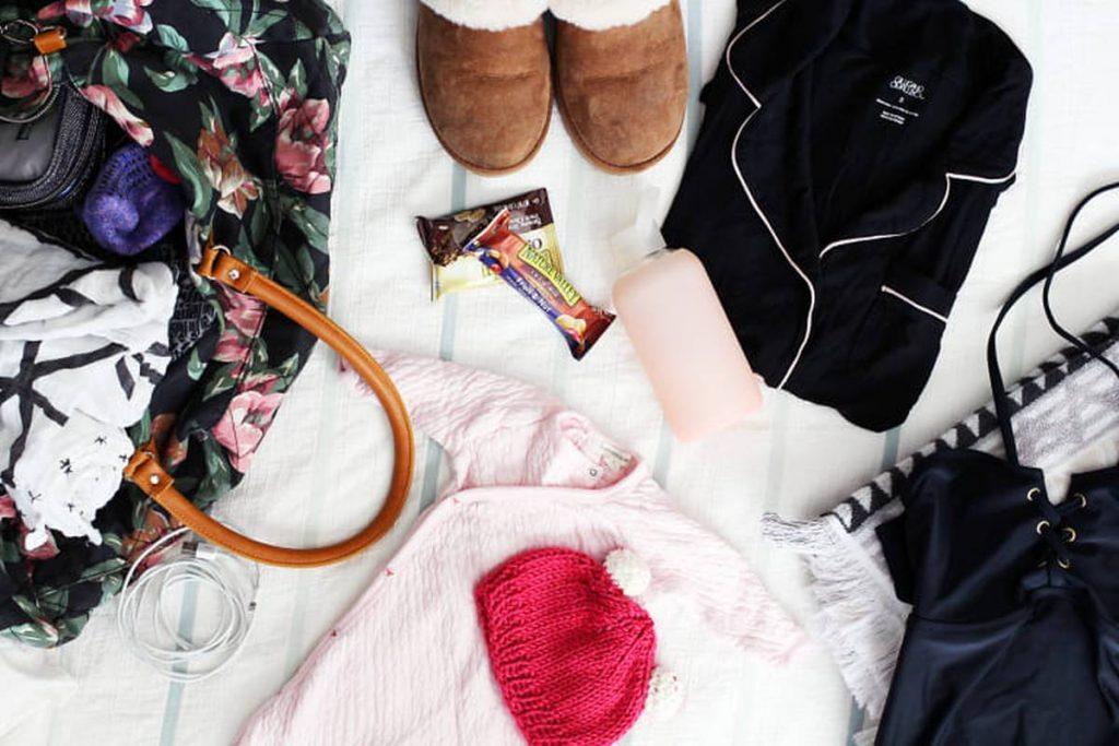 hospital bag items
