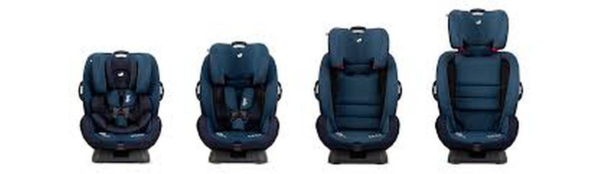stages of car seat