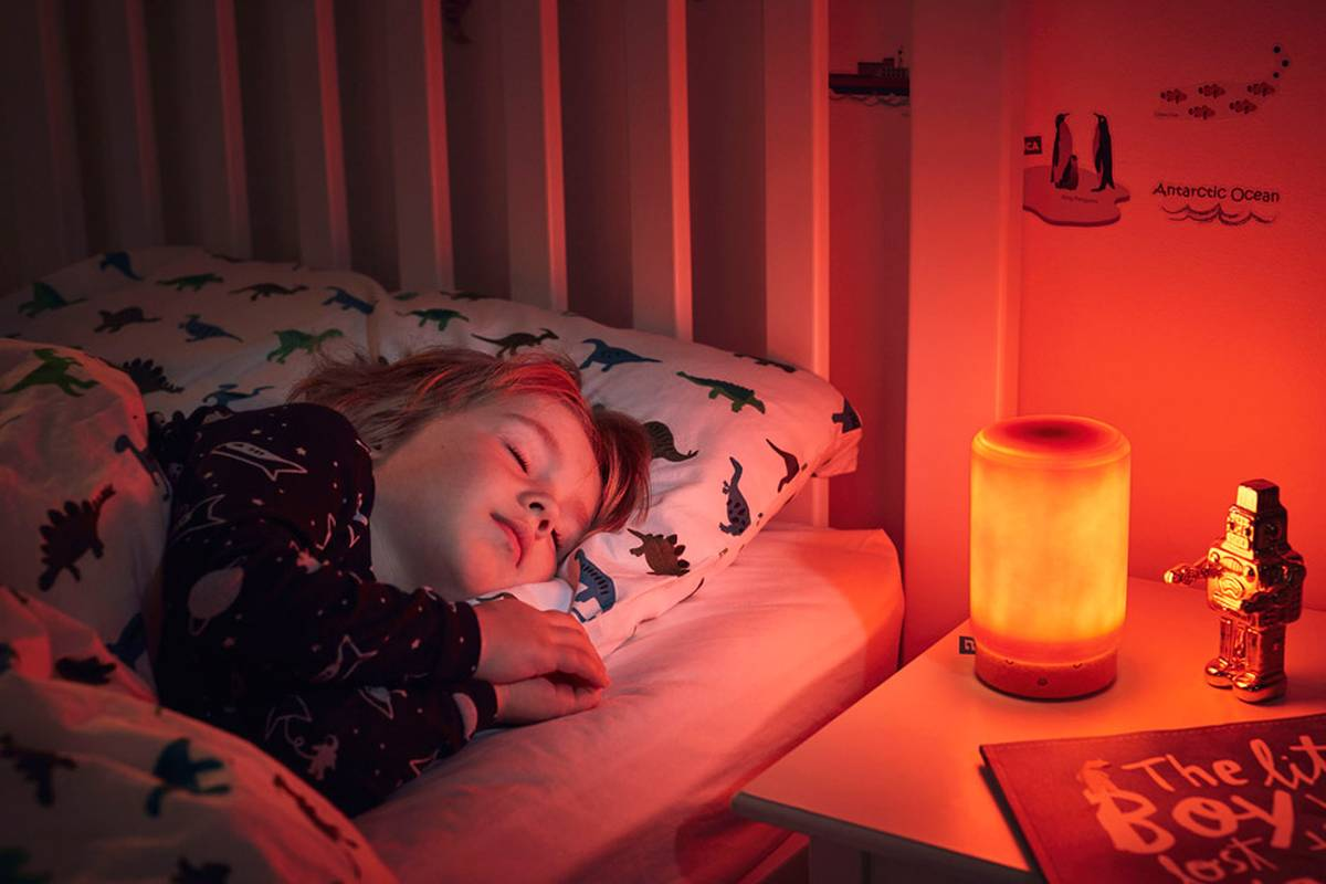 night light baby monitor