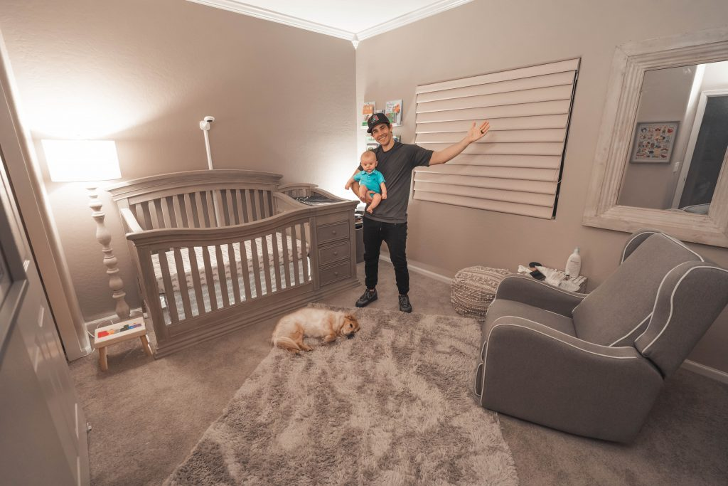 How Do You Layout A Baby Nursery?