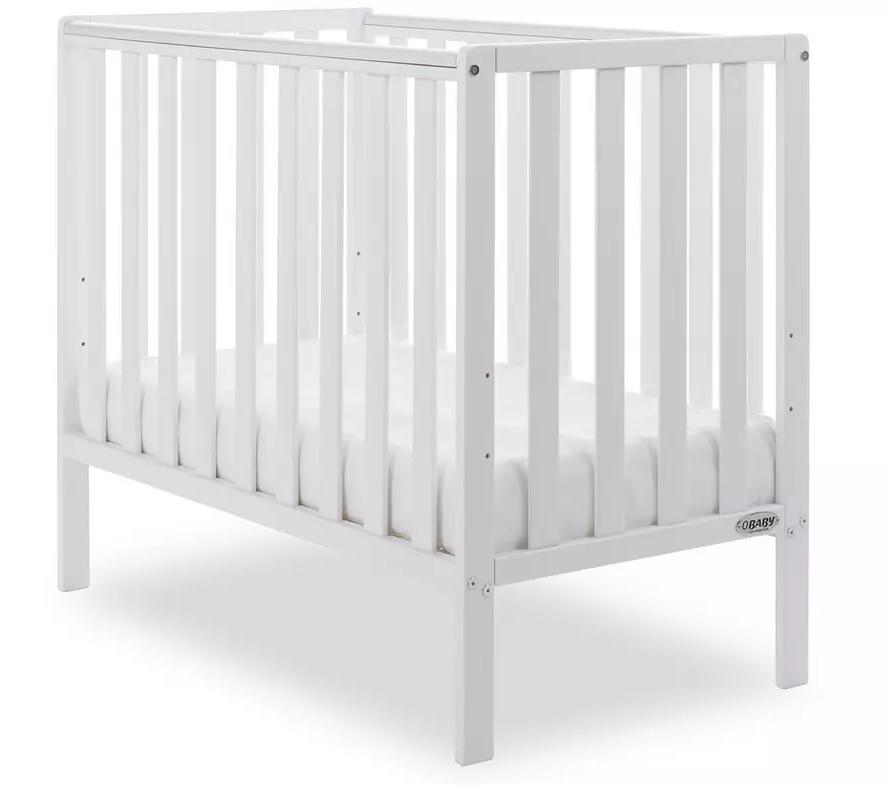 Obaby Bantam Space Saver Baby Cot1