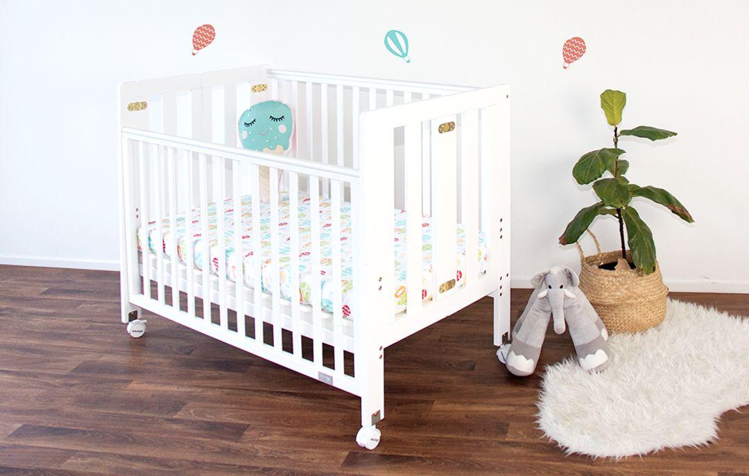 fold n go baby nursery cot