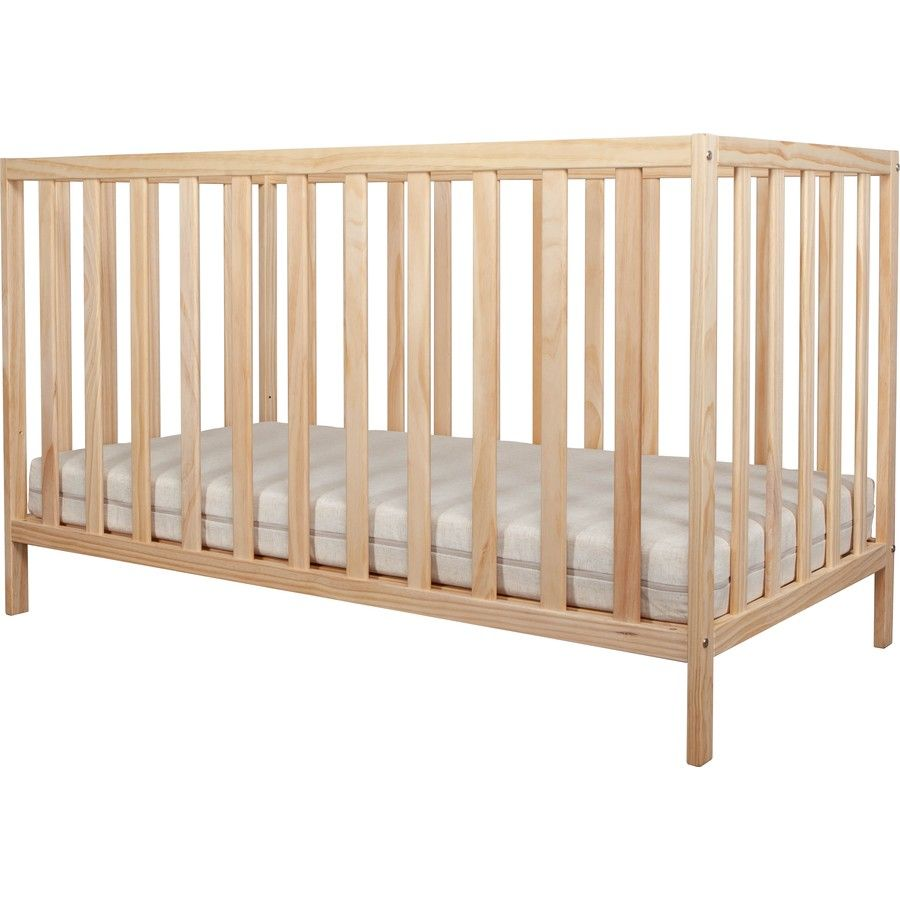 infasecure lawson baby cot on angle