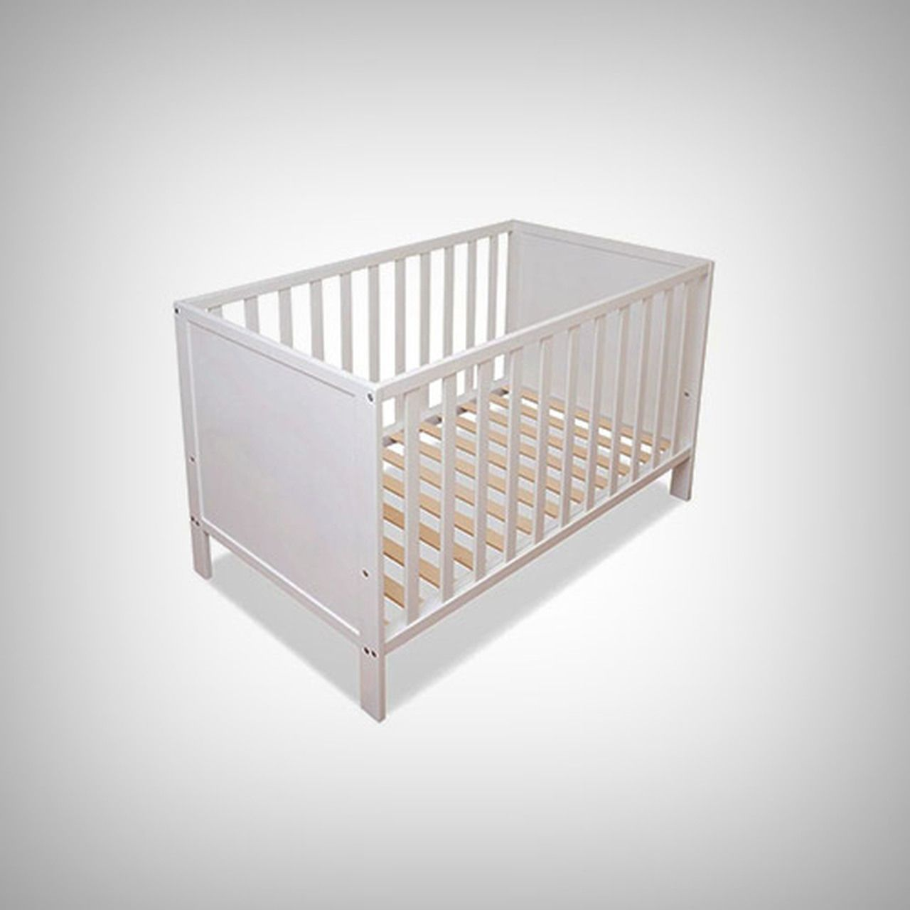 mille kids kyogle baby cot bare