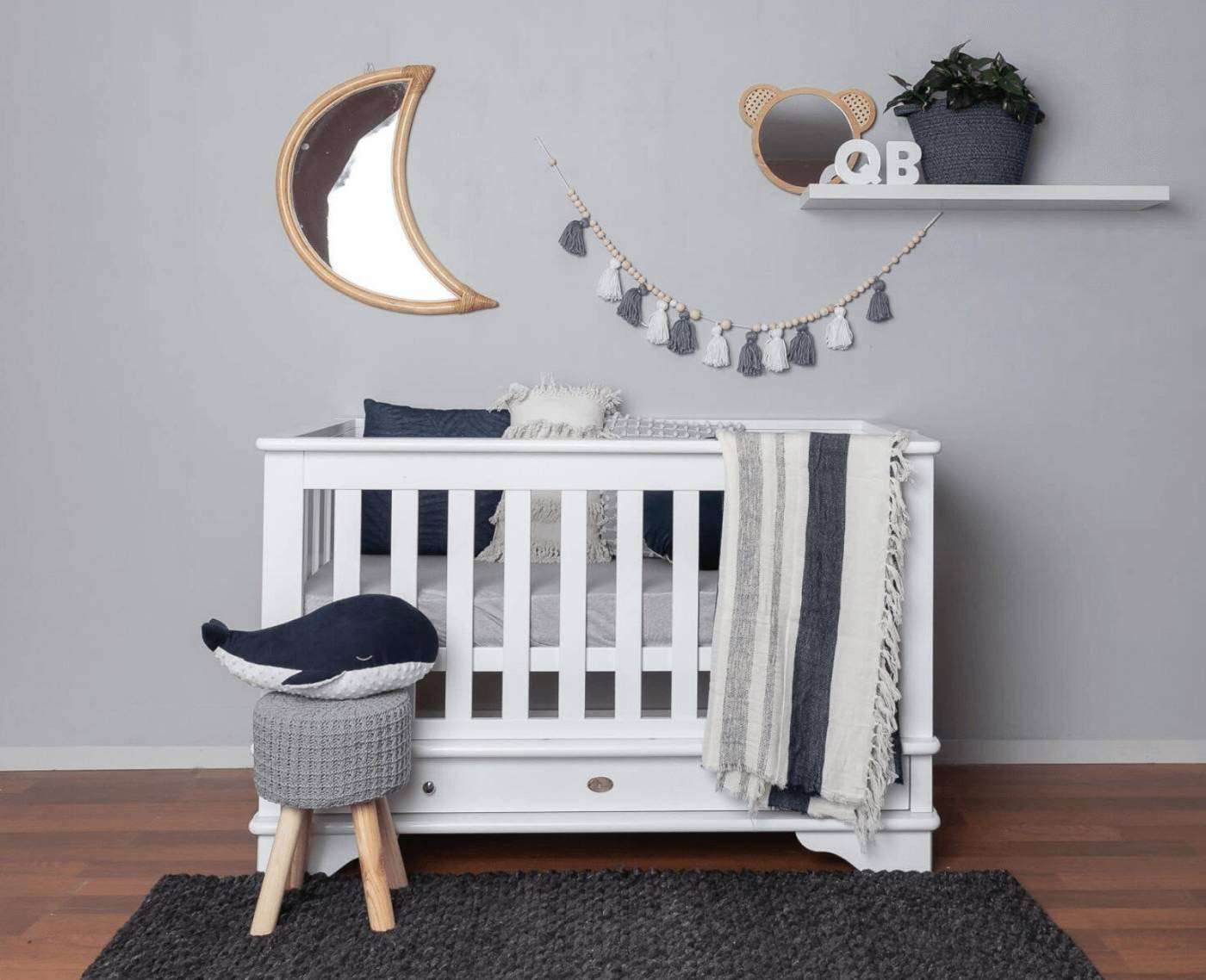 contemporary cot baby cots online