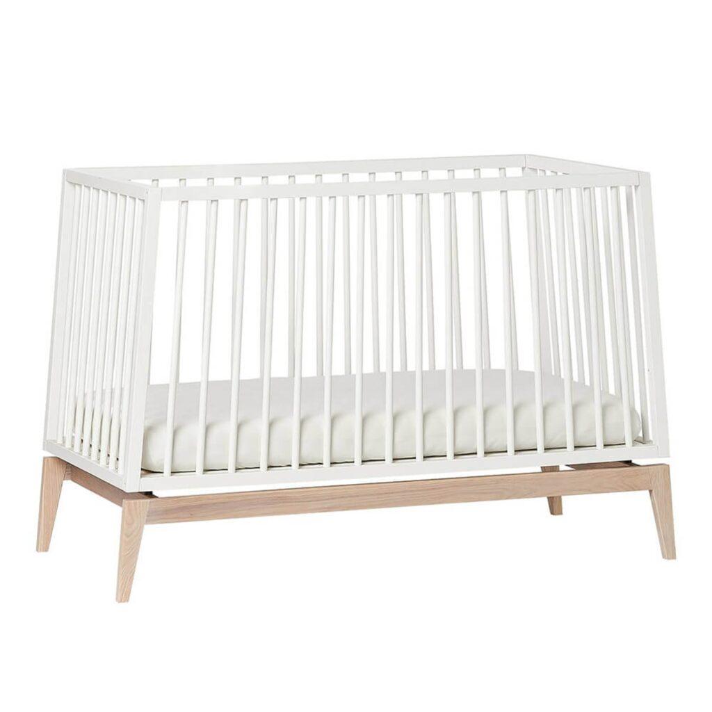 leander luna baby cot for baby nursery