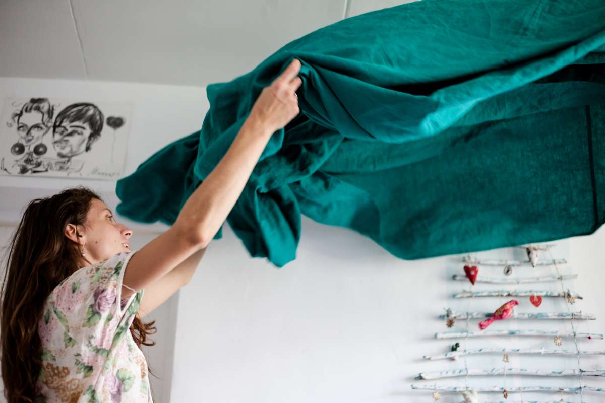 how to clean egyptian cotton