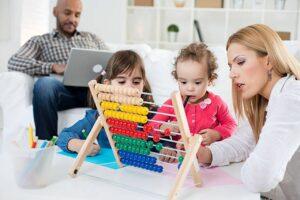 teach your toddler math